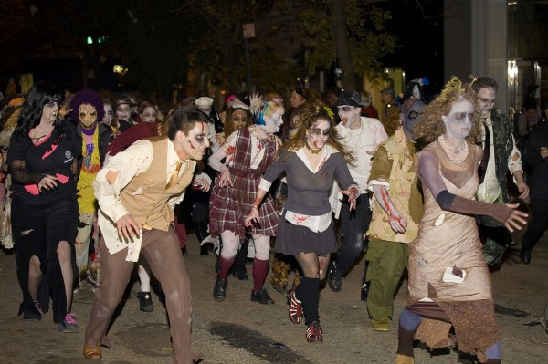 Halloween Parade Nyc