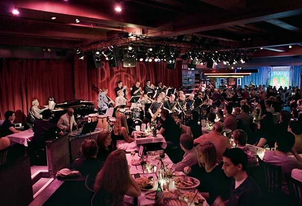Birdland jazz nyc