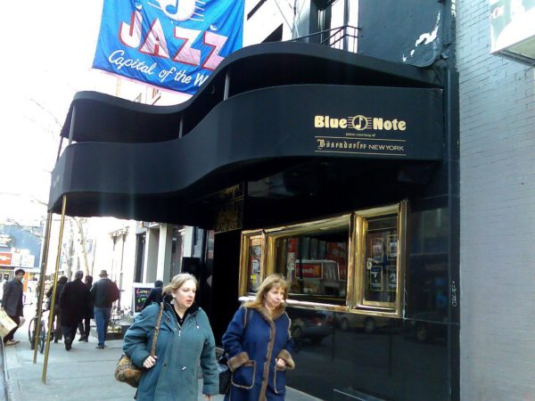 Blue Note jazz nyc