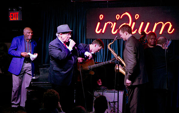 Irridium jazz nyc
