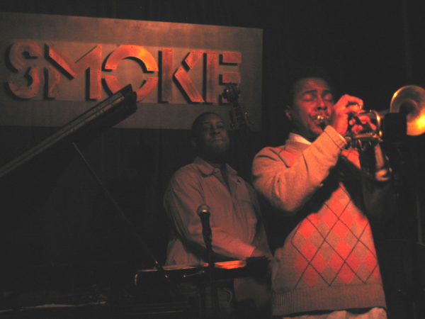 Smoke Jazz Club nyc