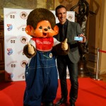 Golden Blog Awards 2013 - Avec Monchhichi !!!