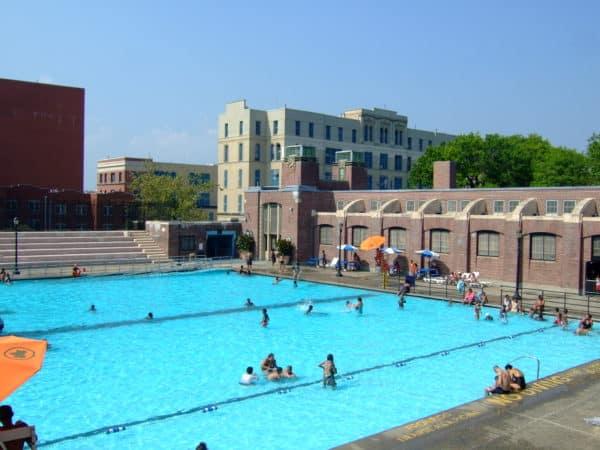 Crotona Pool