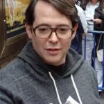 Mattew Broderick acteur et producteur américain et notamment mari de Sarah Jessica Parker - vu en Mai 2012 par Adrien