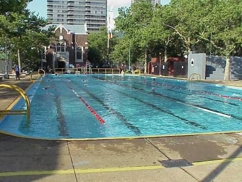 Tompkins Square Mini Pool