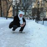 Central Park - Décembre 2009 (Alex les bons plans)