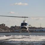 Tour d'hélicoptère à New York - Décembre 2009 (Alex les bons plans)