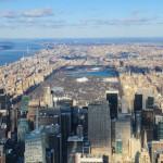 Central Park - Tour d'hélicoptère à New York - Décembre 2009 (Alex les bons plans)