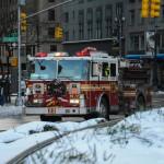 Pompier - Central Park - Décembre 2009 (Alex les bons plans)