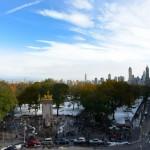 Central Park vu du haut de Colombus Circle - Novembre 2012 (Alex les bons plans)