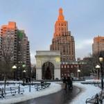 neige-washington-square-new-york