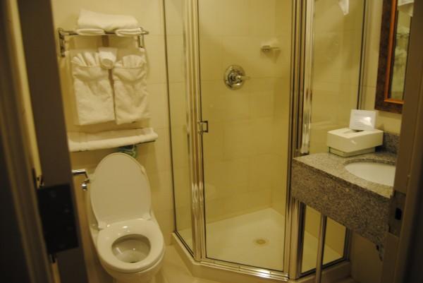 Comfort-Inn-Times-Square-West-Salle de bain