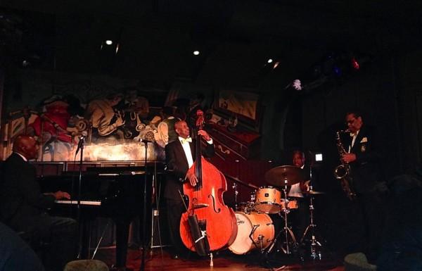 Mintons-Jazz