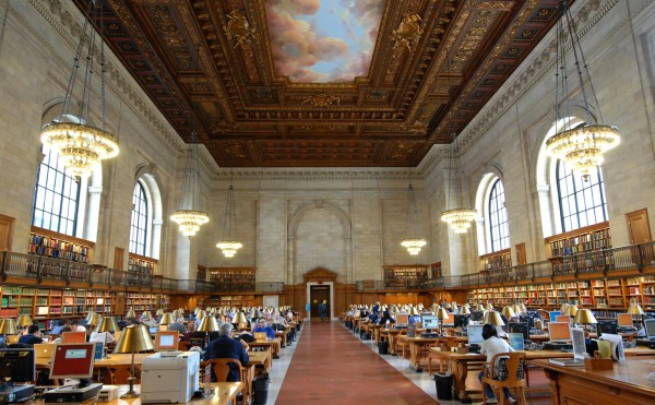 NewYorkPublicLibrary Avr2014 Photo©SebastienFREMONT