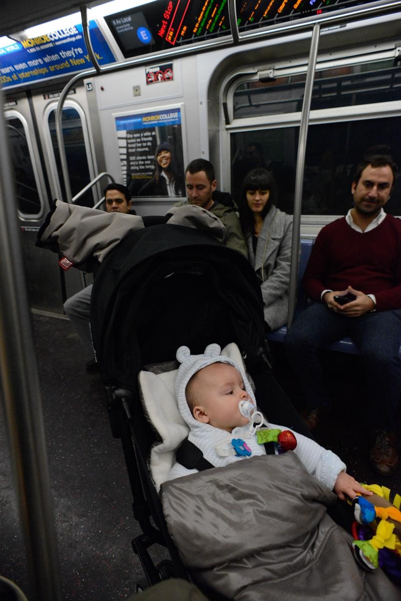 poussette yoyo metro