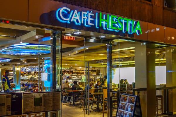 11 Cafe Hestia