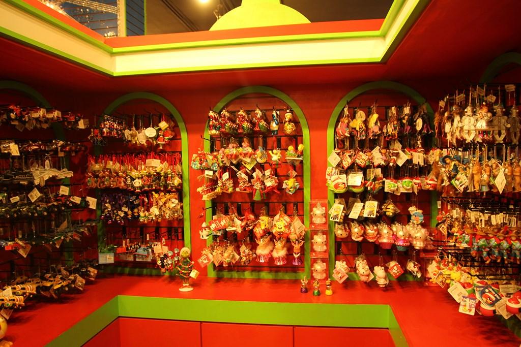 Les magasins de décorations de Noël à New York