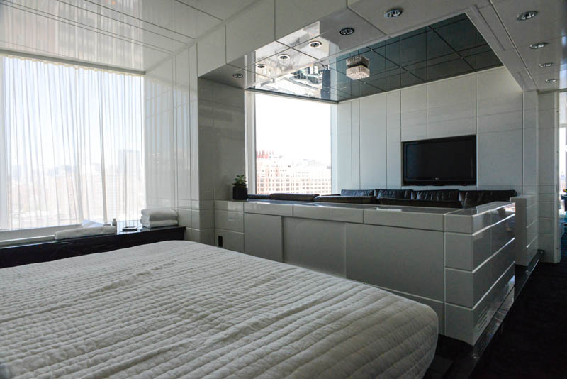 Le Standard Hotel de la High Line, un hôtel design et avec ...