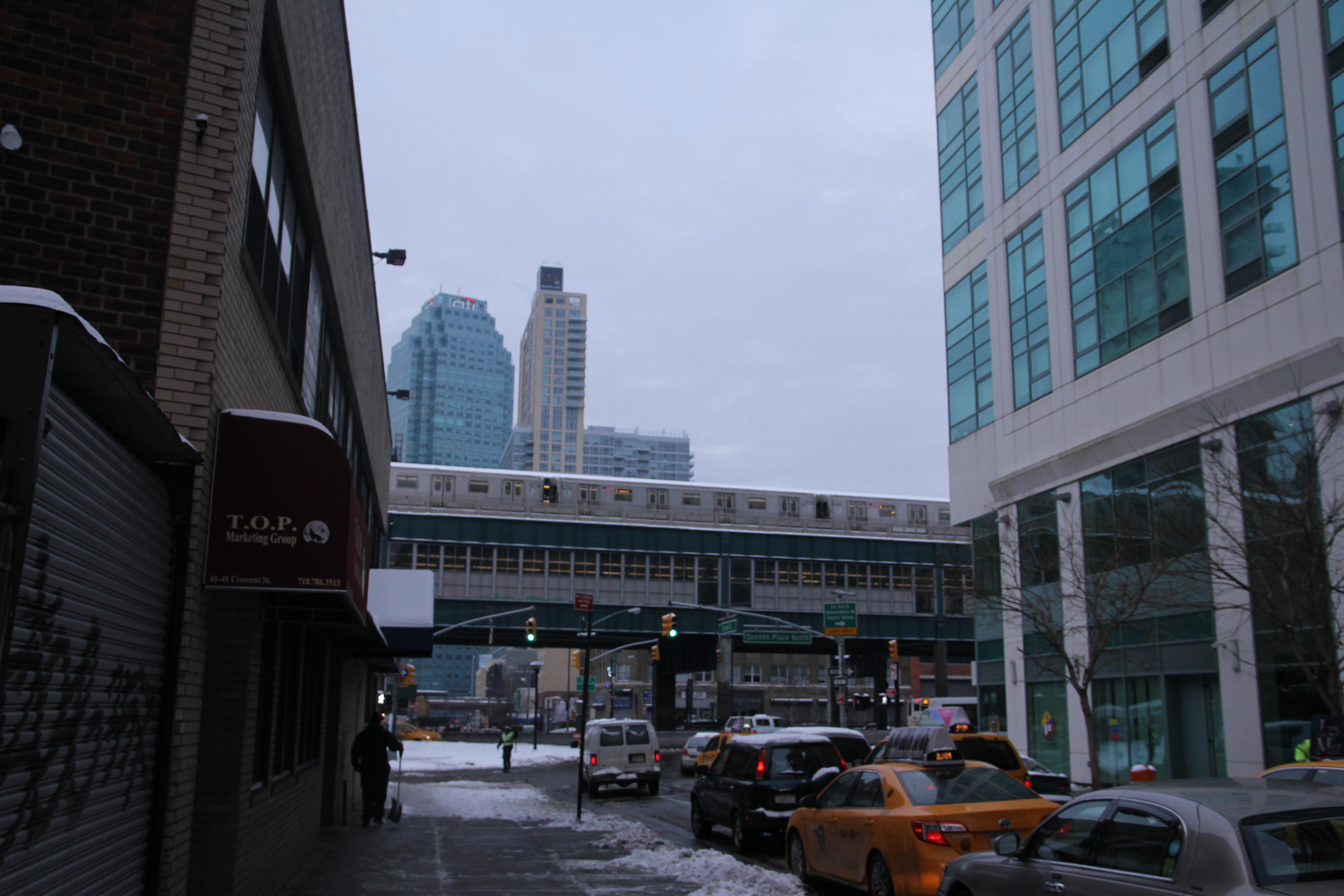 Dans Quel Quartier Est L Empire State Building