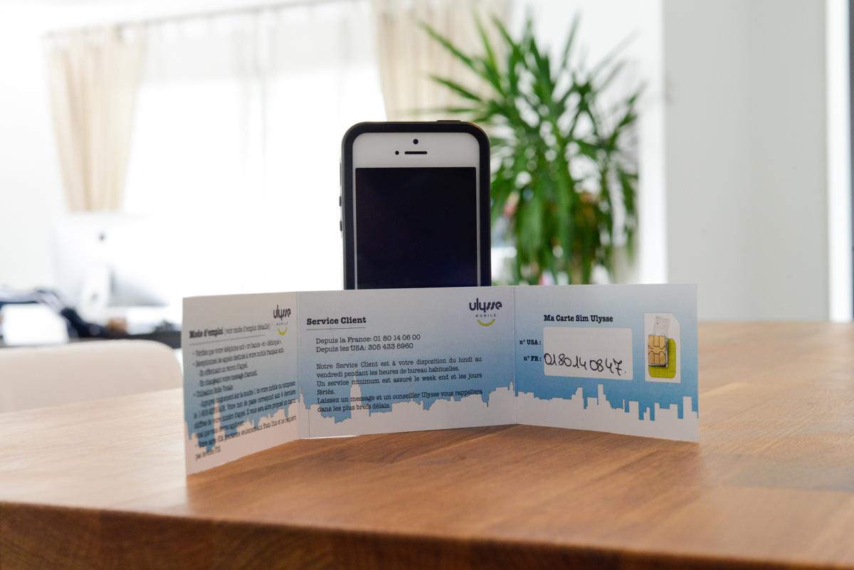 acheter une carte sim pr pay e en france pour son t l phone portable. Black Bedroom Furniture Sets. Home Design Ideas