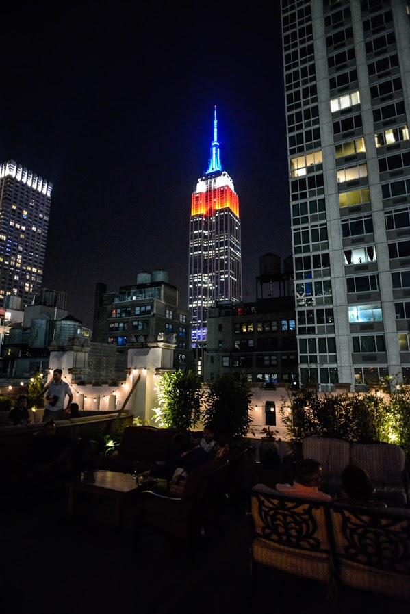 Rooftop Refinery Hotel NYC 4
