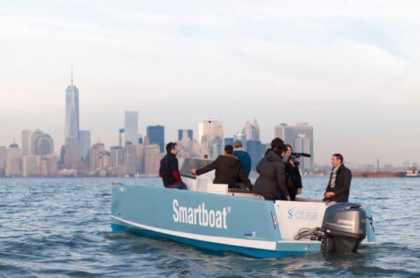 smartboat s-cruise nyc