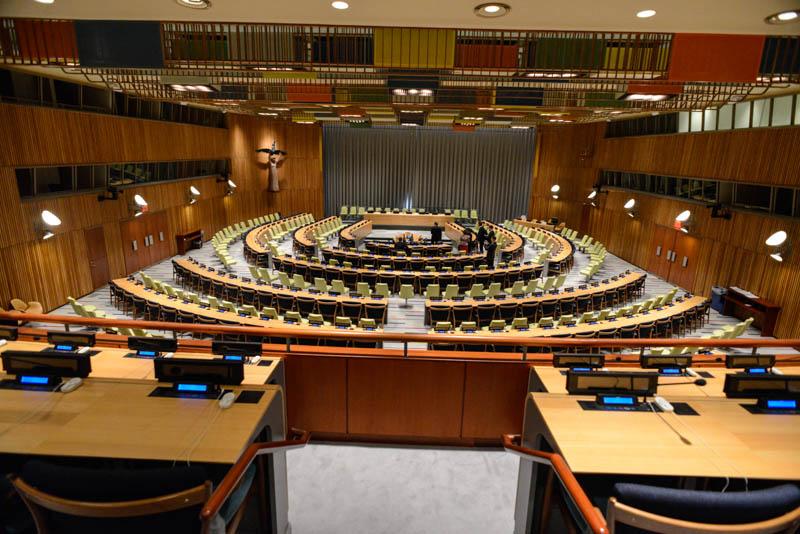Visiter ONU Nations Unies 9