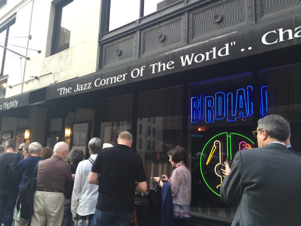 Birdland jazz club nyc