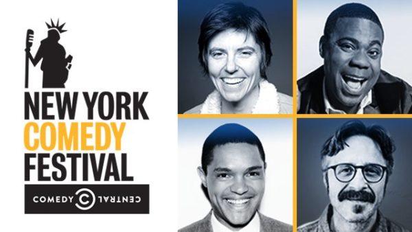 New york comedy festival 2016