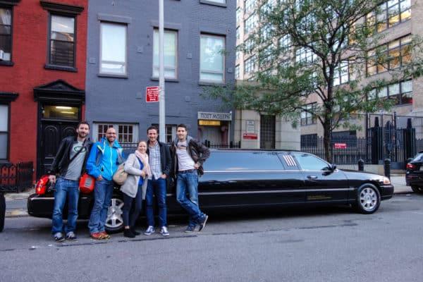 limousine new york réservation