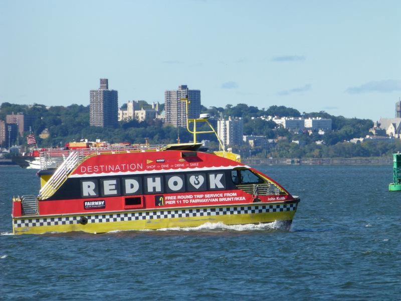 partez pour une escapade red hook brooklyn