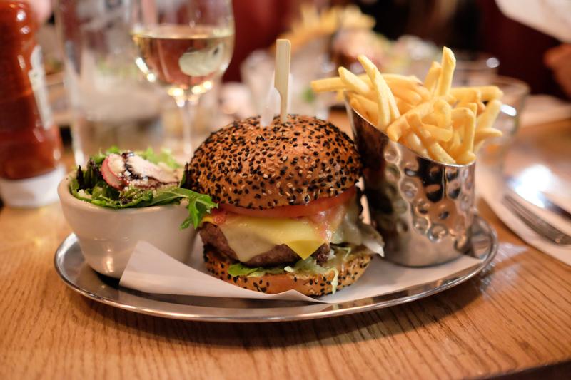 Bons Restaurants New York
