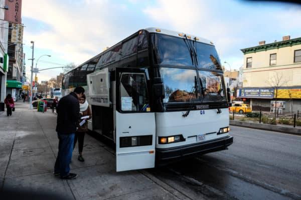 bus Boston new york 2