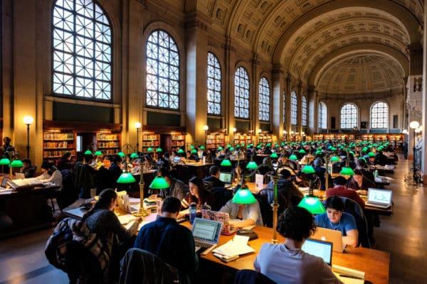 Boston Public Library  38