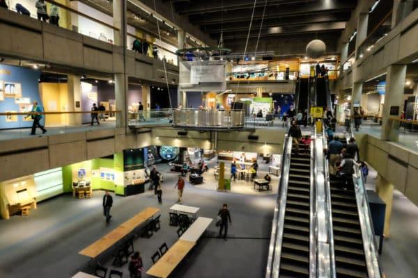 visiter Boston museum of science 2