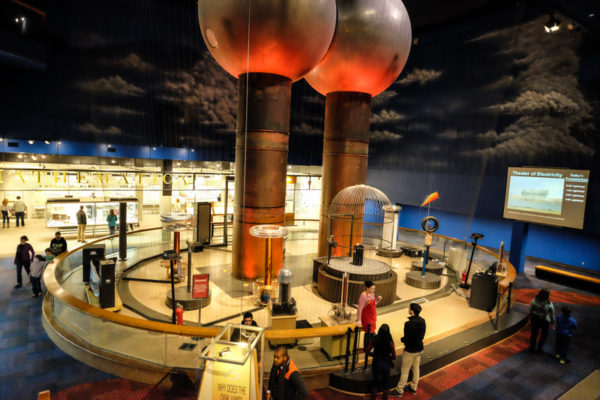 visiter Boston museum of science 4