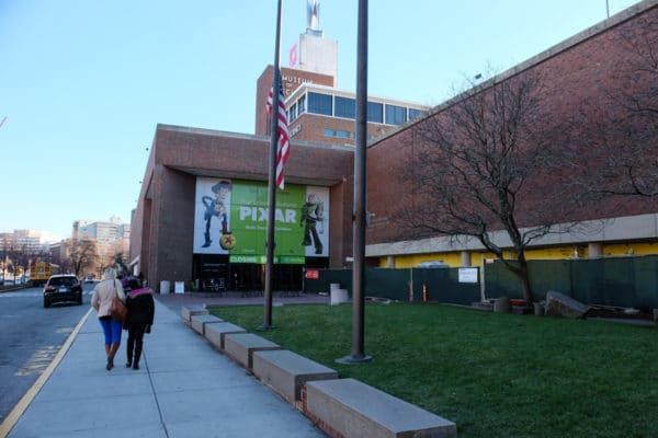 visiter Boston museum of science