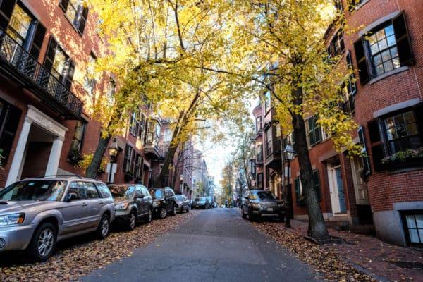 beacon hill Boston