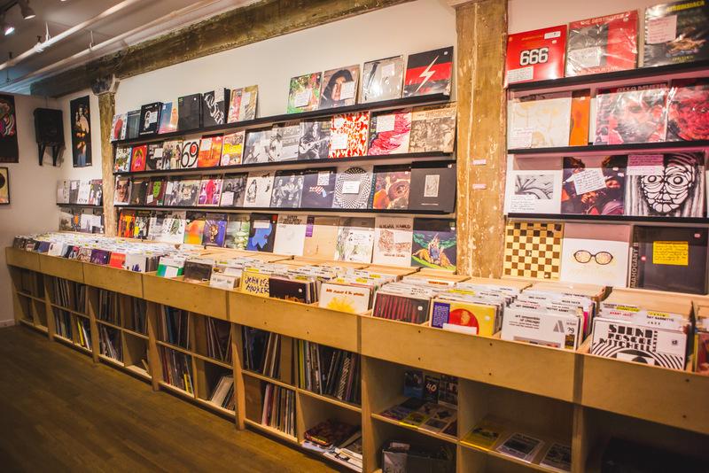Les Meilleurs Disquaires Vinyle De New York
