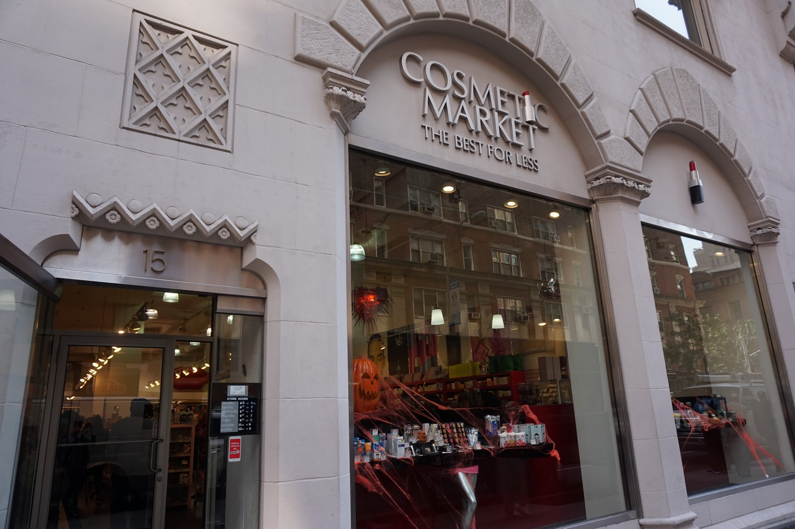 Cosmetic Market   le magasin beauté pas cher à New York ! 20cef7a01b5a