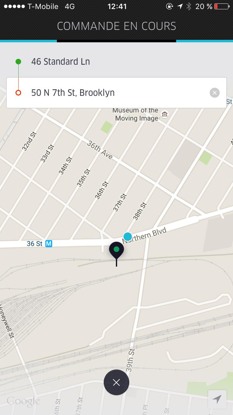 Carte Bleue Uber.Que Choisir Entre Le Taxi Jaune Et Les Vtc Uber Lyft Et